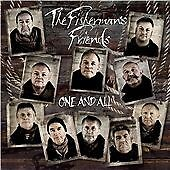 One And All, The Fisherman's Friends, New,  Audio CD, FREE & Fast Delivery