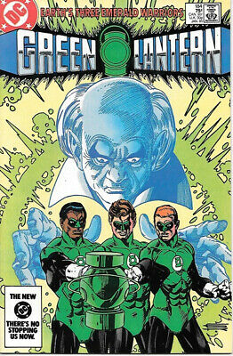 Green Lantern Comic Book #184, DC Comics 1985 NEAR MINT NEW UNREAD