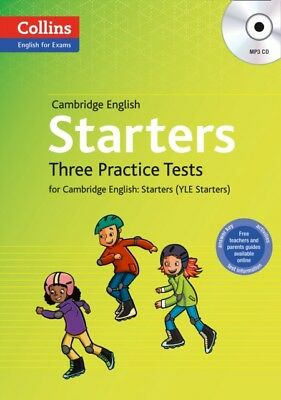 Practice Tests for Starters: YLE (Collins Cambridge English) (Pap...