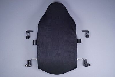 "Jay J2 Tall Version 2514 Tk 14"" Padded Wheelchair Back Rest W/ Mounting Hardware"