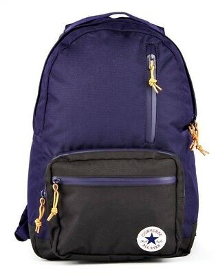 Converse Chuck Taylor All Star Indigo Black Go Backpack with Laptop  Compartment 40be8efa84065