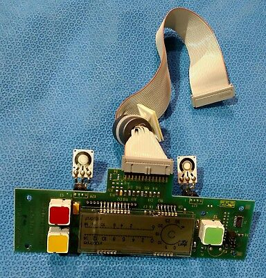 Beckman Coulter Microfuge 18 Centrifuge LCD Display Control Board 70674-A-45/99
