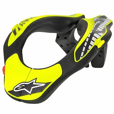 Alpinestars Youth Go Kart Karting Race Racing Circuit Crash Neck Support