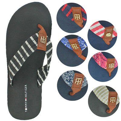 Tommy Hilfiger Assorted Patterns Women's EVA Flip Flop Sandals