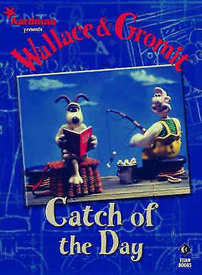 Wallace and Gromit: Catch of the Day (Wallace & Gromit), Jimmy Hansen, Very Good