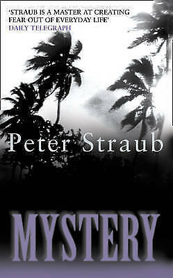 Mystery, Straub, Peter, Very Good Book