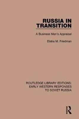 Russia In Transition, 9781138085473