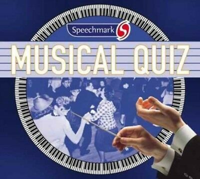 Musical Quiz, Speechmark, 9780863888502