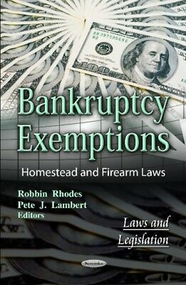 Bankruptcy Exemptions, 9781619423817