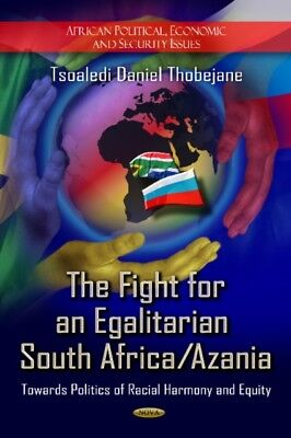 Fight For An Egalitarian South, 9781622574353