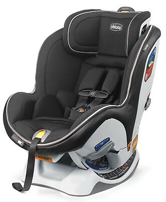 Chicco NextFit IX Zip Convertible Child Safety Baby Car Seat Traction NEW
