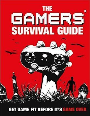 **NEW** - Gamers' Survival Guide (Hardcover) 0241318475