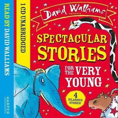 Spectacular Stories for the Very Young: Four Hilarious (Audio CD) 0008253528