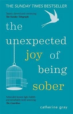 The Unexpected Joy of Being Sober: Discovering a happy, (Paperback) 1912023385