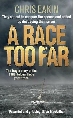 A Race Too Far (Hardcover), Eakin, Chris, 9780091932596