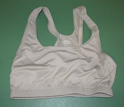 US Military Issue Sand Tan Womens Sports Bra Size Small NEW