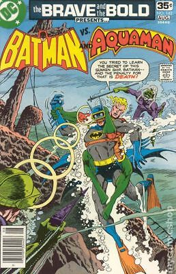 Brave and the Bold (1st Series DC) #142 1978 VF Stock Image