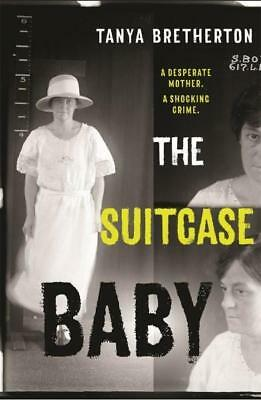 NEW The Suitcase Baby By Tanya Bretherton Paperback Free Shipping