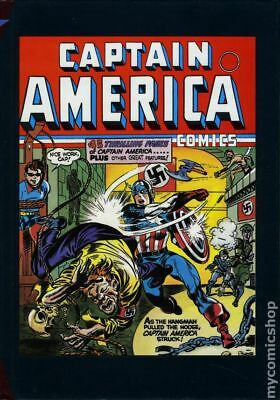 Captain America The Classic Years HC (Marvel) 2-1ST 1990 VF
