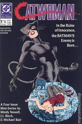 Catwoman (1st Series) #1 1989 FN Stock Image