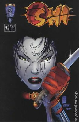 Shi The Way of the Warrior #5B.DFSGND 1995 VF Stock Image
