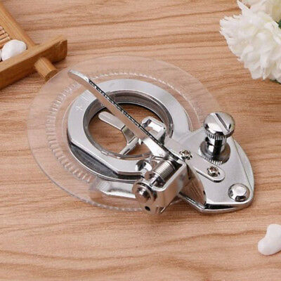 70mm Circle Flower Brothers Stitch Machine Foot Presser Embroidery For Brother