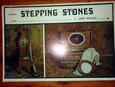 PAINTING BOOK - STEPPING STONES by Judy Notter