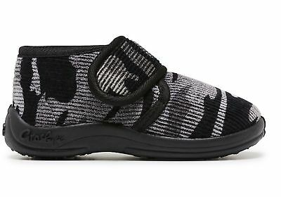 New Grosby Kamikaze Boys Comfortable Indoor Slippers