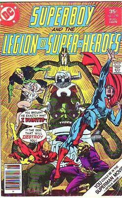 Superboy # 230 strict FN Sun Boy, Dream Girl & more