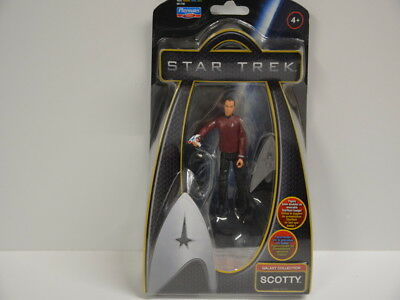 Star Trek Playmates Toys 61750 Figur  - Galaxy Collection - SCOTTY in OVP