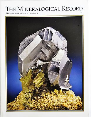 Stibioclaudetite Mineral Namibia Mineralogical Record May-June 2009 Vol 40 No 3