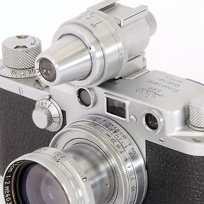 VIDOM 3.5-13.5cm LEICA VARIO Finder by Ernst LEITZ Wetzlar for Leica IIIa 3B 3g