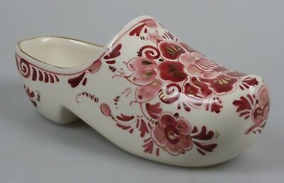 Regina Gouda Dutch clog Delft red Holland