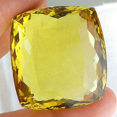 VVS 258 Cts Certified Natural Huge Citrine Rare Green Gold High End Masterpiece