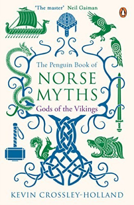 The Penguin Book of Norse Myths  (UK IMPORT)  BOOK NEW