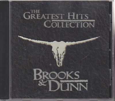 "BROOKS & DUNN ""The Greatest Hits Collection"" CD"