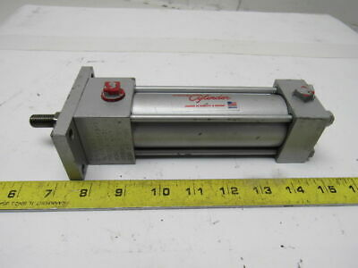 "Milwaukee A-31 1-1/2"" Bore 3-1/2"" Stroke 250PSI Pneumatic Air Cylinder"