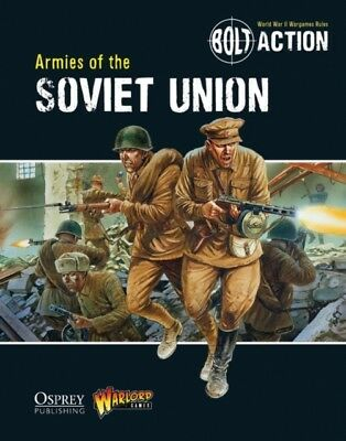 Bolt Action: Armies of the Soviet Union (Paperback), Warlord Game. 9781780960906