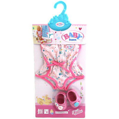 Baby Born Pyjamas with Shoes NEW