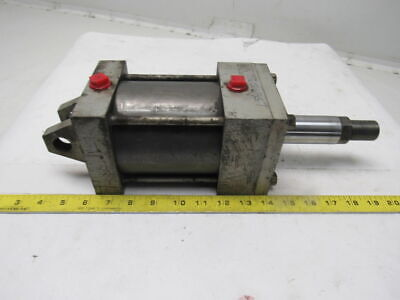 """Milwaukee A-61 4"""" Bore 3"""" Stroke 1-3/8"""" Rod 250PSI Clevis Air Cylinder"""