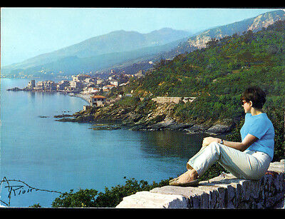 ERBALUNGA (Corse) TOUR , VILLAS & PORT en 1976