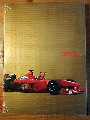Ferrari Official Yearbook  Annuario 2000 English  And Italian Language New Nuovo