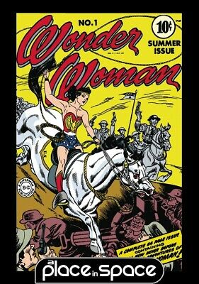 Wonder Woman The Golden Age Vol 01 - Softcover