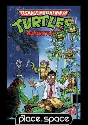 Tmnt Adventures Vol 14 - Softcover
