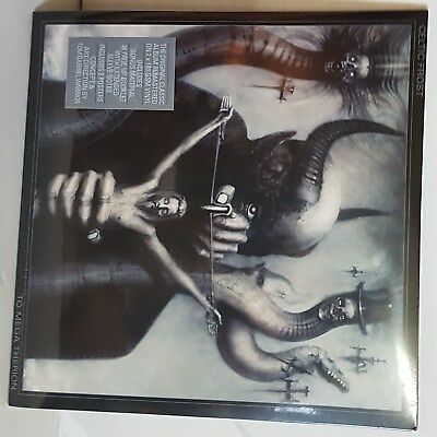 Celtic Frost To Mega Therion Vinyl LP Record new 2017 reissue