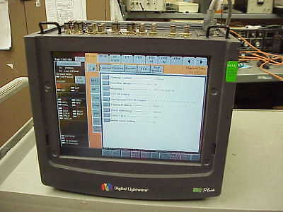 Digital Lightwave NIC Plus 2040-NTLEXX-SDS Network Tester Analyzer SONET OC192 3