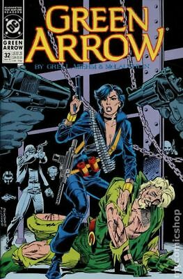 Green Arrow (1st Series) #32 1990 VF Stock Image
