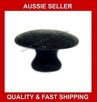 Hot Stone Massage Working Stone Mushroom Shape Natural Basalt Stones