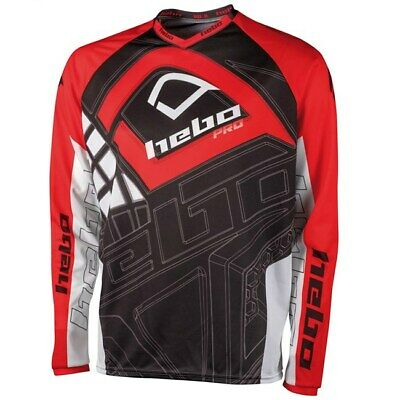 New Hebo Pro 18 2018 Trials Shirt Jersey MX Off Road SALE SPECIAL OFFER