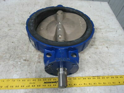 "Keystone Fig. AR1 14"" Butterfly Valve Assembly 150PSI Body CI Disc DI Seat EDPM"